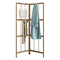 WSNBB Coat Rack, Solid Wood Floor Coat Rack, Unusual Coat Rack, Multi-scenario Applies, Height 165cm