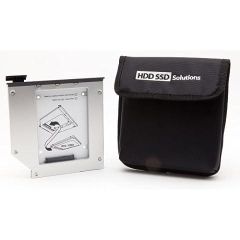Newmodeus 2nd Hard Drive Caddy per Dell E6540, E6440Alloggiamento
