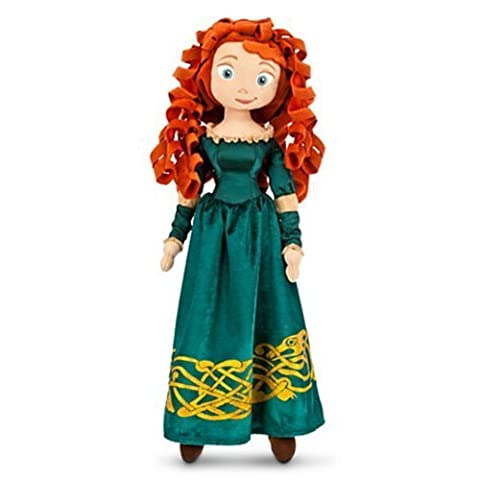 Disney Brave Princess Merida Soft Plush Doll - Brave - Medium - 20