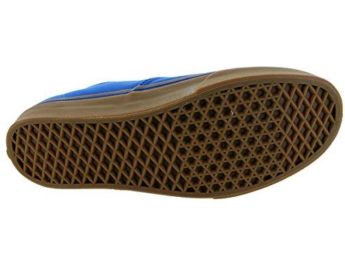 Vans Mens Authentic Textile Trainers Blau