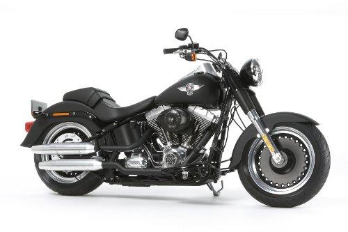 Tamiya 300016041 - 1:6 Harley-Davidson Fat Boy Lo FLSTFB Motorrad