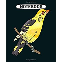 Notebook: b i r d70 College Ruled - 50 sheets, 100 pages - 8 x 10 inches