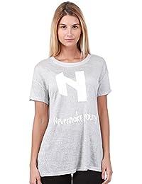 Miss Coquines T-Shirt avec Impression - Femme - Tops et Débardeurs - T-Shirts