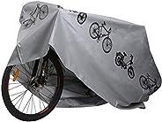 Rag & Sak Waterproof Bicycle Bike Cover Heavy Duty Oxford Double stitching & Heat Sealed Seams, Protec