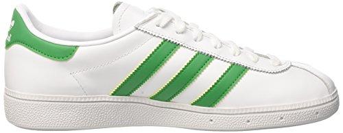 adidas Herren Munchen Laufschuhe Mehrfarbig (Core White/green/gold Met.)