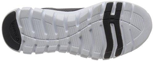 Reebok Damen Sublite Authentic 4 Laufschuhe Mehrfarbig (Grey/black/white)