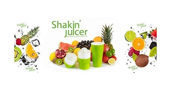 Shakin Juicer • Entsafter Saftpresse Shaker • NEU in