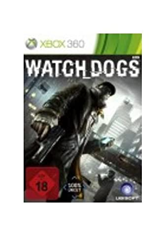 Watch Dogs Xbox - Watch Dogs X-Box 360 [Import