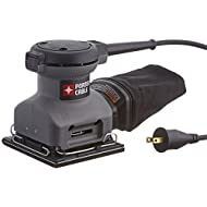 PORTER-CABLE 380 1/4 Sheet Orbital Finish Palm Sander by PORTER-CABLE