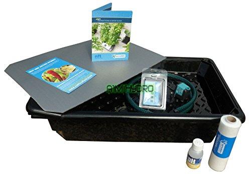 NFT GT205komplett grotank Grow System geeignet für 80cm21m2Zelt Hydrokultur