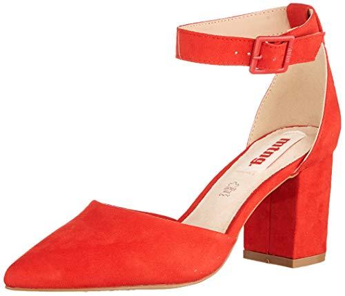 Refresh 69838, Zapatos tacón Punta Cerrada Mujer