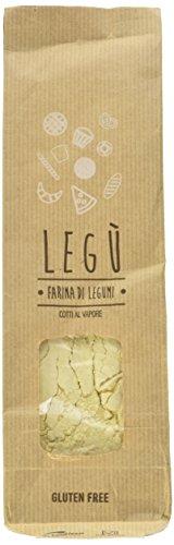Legu',Farina - 4 Confezioni da 300 g, Senza glutine