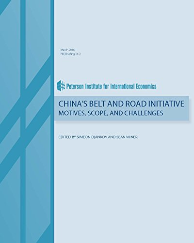 China's Belt and Road Initiative: Motives, Scope, and Challenges