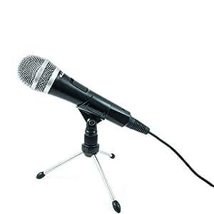 Cad U1 Usb Dynamic Recording Microphone, Black