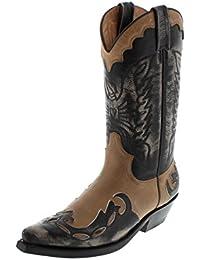 Mayura Boots 1927 - Botas De Vaquero de cuero unisex