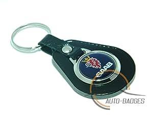 auto-badges Porte-clés cadeau Saab