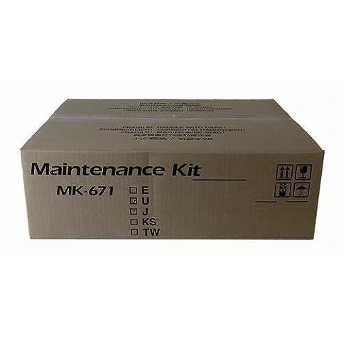 Kyocera Mita, Copystar CS-3060 OEM 300K Yield Maintenance kit by Osso