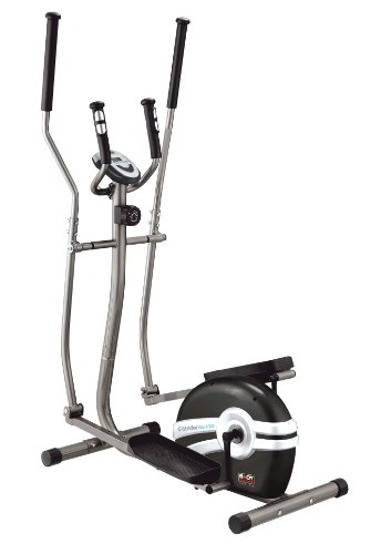 Body Sculpture BE6100 Elliptical - Grey/Black/Silver