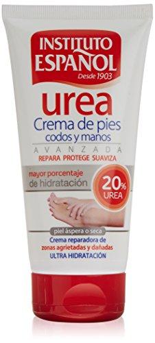 Instituto Español Urea Crema di piede, gomiti e mani - 150 ml