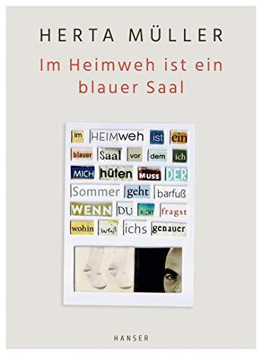 Buchseite und Rezensionen zu 'Im Heimweh ist ein blauer Saal' von Herta Müller