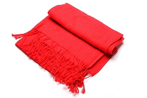 Primado - Châle - Femme red