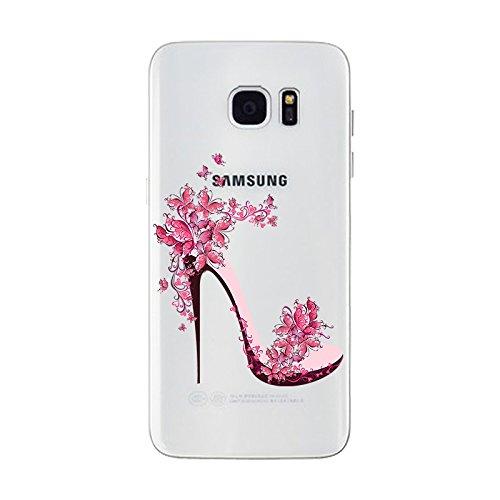 IPHONE 6 6S Hülle Weich Silikon TPU Schutzhülle Ultradünnen Case für iPhone 6 6s Schutz Hülle Schmetterling Fersen
