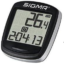 Comet Sigma Elektro 01940 - Cuentakilómetros de ciclismo, 800