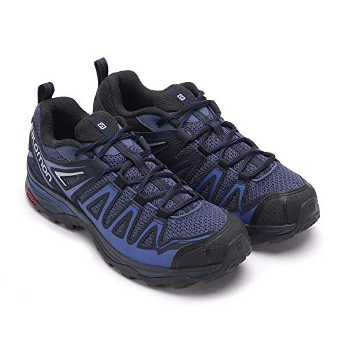 SALOMON X Ultra 3 Prime W, Scarpe da Trail Running Donna, Blu (Crown Night Sky/Spectrum Blue), 42 EU