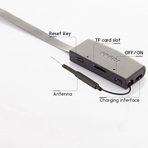 Spy Camera, FREDI HD 1080P Mini Hidden Wifi Camera P2P Portable Wireless Cam Motion Detection Digital Video Recorder Indoor Security Surveillance Cameras
