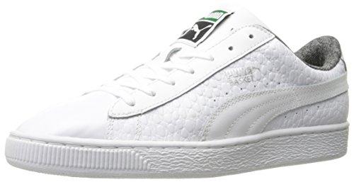 Cesta Puma Forma Estruturada Branco Tênis Clássico gHgrw7qnx4