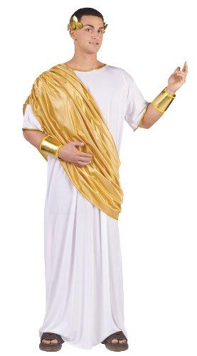 Caesar Kostüm Gold (Gold Kostüme Toga)