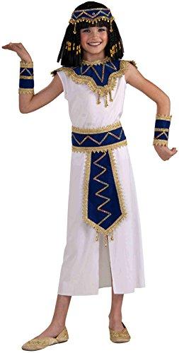 Forum Girls Cleopatra Egyptian Princess Halloween Costume ()