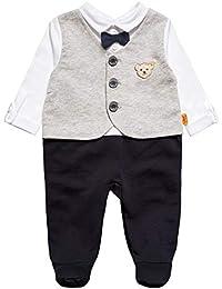 Steiff Baby Jungen festlicher Anzug Strampler Special Day 6842872