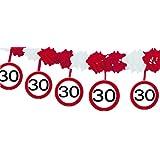 Geburtstag Party Girlande 30 Jahre Party Deko