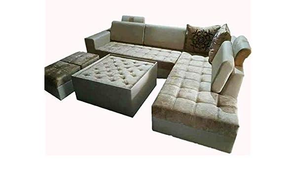 Fine Quality Assure Furniture Maharajah G L Shape Sofa Set With Complete Home Design Collection Epsylindsey Bellcom