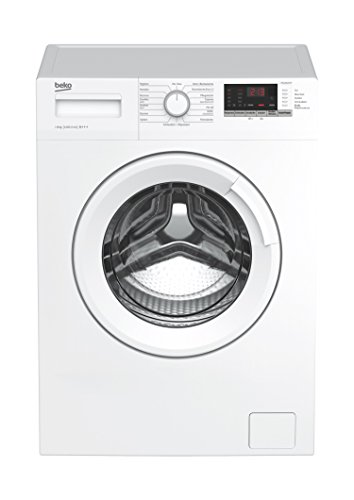 Beko WML 81433 NCP Waschmaschine Frontlader / A+++ / 8kg / 1400 UpM / Variable Schleuderdrehwahl / Pet Hair Removal Funktion / 15 Waschprogramme / Mengenautomatik / Watersafe