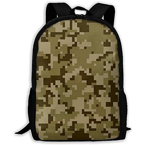Bookbag per la scuola del college,daypack per esterni multiuso,borsa per spalle leggera,zaino per laptop,zaino impermeabile casual,- raffreddare camo mimetico militare