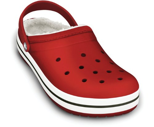 Crocs - Crocband Mammoth -Mixte Adulte - taille : 39/40 - couleur : Rouge Rouge