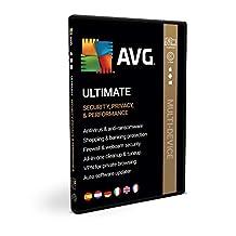 AVG Ultimate 2020 | meerdere apparaten | 10 apparaten | 1 Jaar | Box