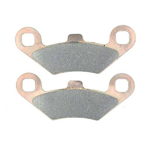 MGEAR Bremsbeläge 30-094-S, Einbauposition:Vorderachse links, Marke:für POLARIS, Baujahr:2001, CCM:400, Fahrzeugtyp:ATV, Modell:Xplorer 400