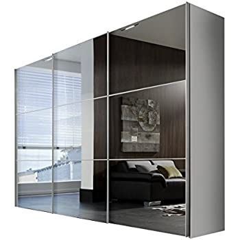 schwebet renschrank schiebet renschrank ca 400 cm wei. Black Bedroom Furniture Sets. Home Design Ideas