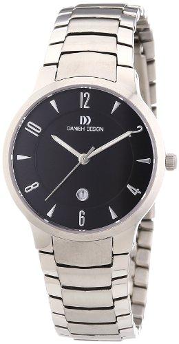 Danish Design 3326580 - Orologio da polso donna, titanio, colore: argento