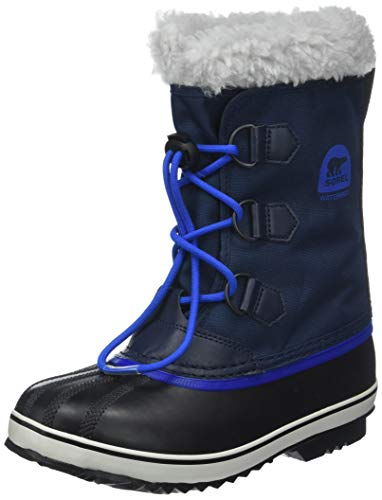 Sorel Kinder Yoot Pac Nylon Stiefel, blau (collegiate navy)/blau (super blue), Größe: 37