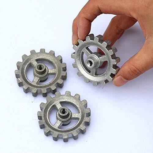 Rotierendes Zahnrad Haltbares Metallzahnrad DIY automatisches rotierendes - Zahnräder Grill