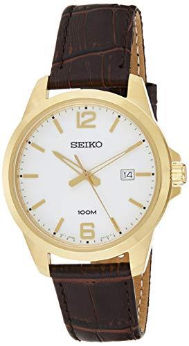 Seiko - Quartz - SUR252P1 - Analógico Cuarzo Hombre