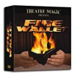 Fire Wallet by Theatre Magic - Trick