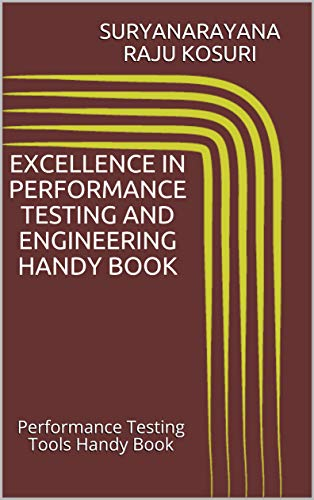 Life-cycle-handy (Excellence in Performance Testing and Engineering Handy Book: Performance Testing Tools Handy Book (English Edition))