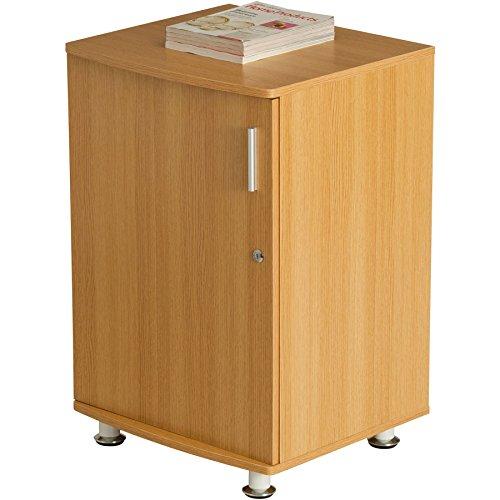 Piranha Schrank zur Arbeitsplatzerweiterung und passend zu Unseren Büromöbeln in Eiche KAST PC 4o