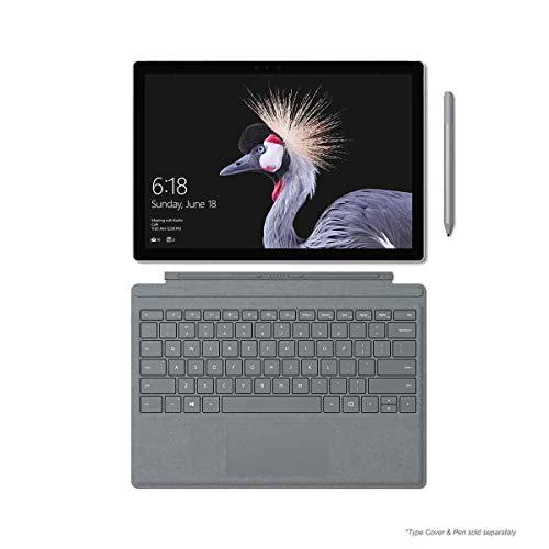 Microsoft Surface Pro Intel Core-i5 7th Gen 12.3-inch Touchscreen Tablet (8GB/128GB SSD/Windows 10 Pro/Silver/0.770 kg), KJR-00001