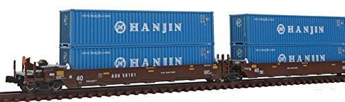 spur-n-kato-set-maxi-double-stack-car-mit-hanjin-container